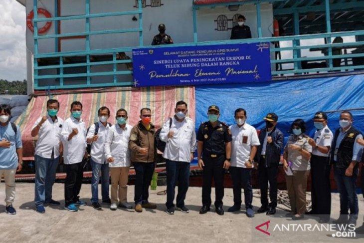 KPPBC Teluk Nibung - GPEI gelar sharing session upaya peningkatan ekspor