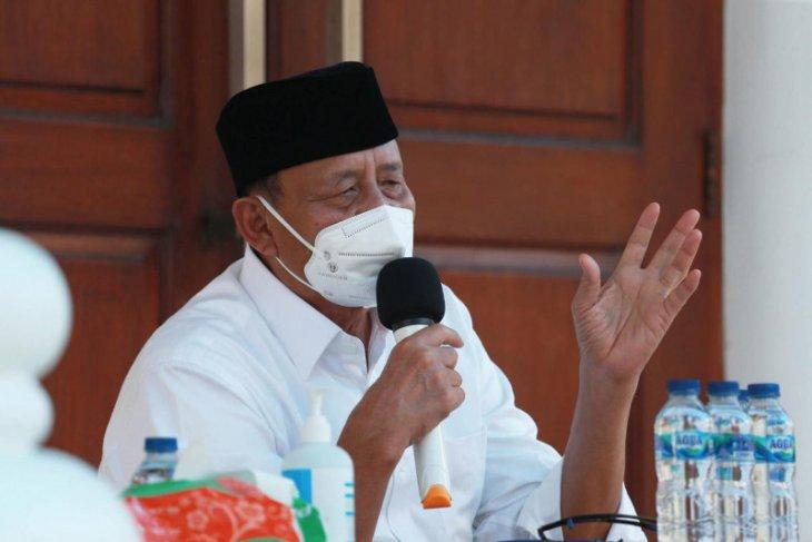 Gubernur Wahidin sebut kasus COVID-19 di Banten semakin terkendali
