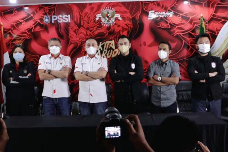 Ketua PSSI pesan kepada Raffi Ahmad serius tangani RANS Cilegon FC