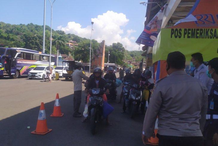 KSOP: Penumpang tujuan Bali-NTB meningkat di Pelabuhan Padangbai