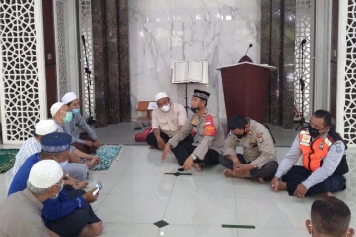 Polisi imbau masyarkat Tangerang Selatan tak gelar takbiran keliling