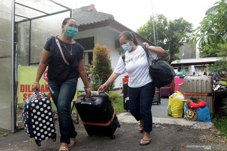 Karantina Pekerja Migran Indonesia di Banyuwangi