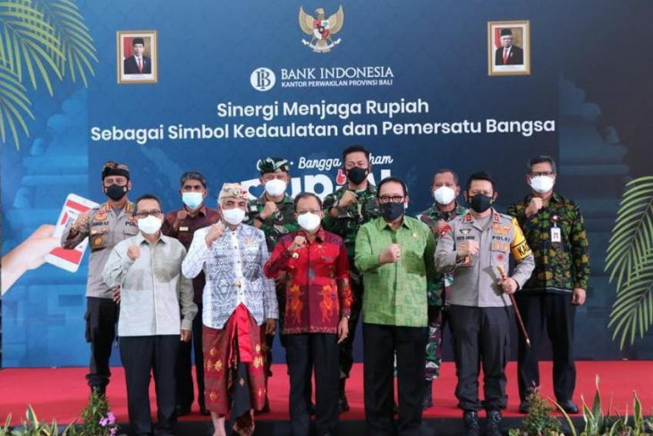 BI ajak tokoh Bali untuk jaga Rupiah simbol kedaulatan bangsa