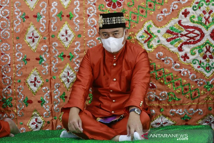 Bupati Bone Bolango imbau warga tetap mematuhi protokol kesehatan
