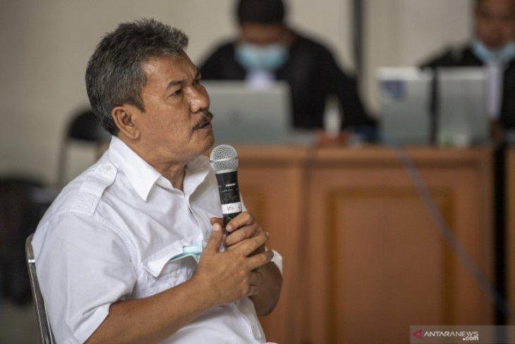 Korupsi tanah kuburan, Wabup OKU divonis delapan tahun penjara