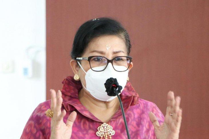 Dekranasda Bali: Kreasi tenun harus pertahankan motif daerah