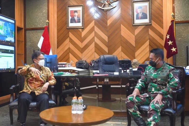 Health Ministry to receive Army's aid to implement vaccination program