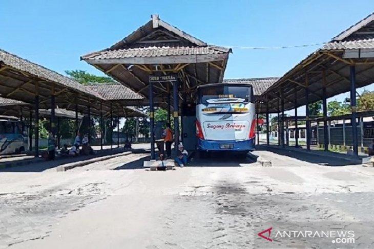 Terminal Purbaya Madiun tetap beroperasi saat pemberlakuan larangan mudik