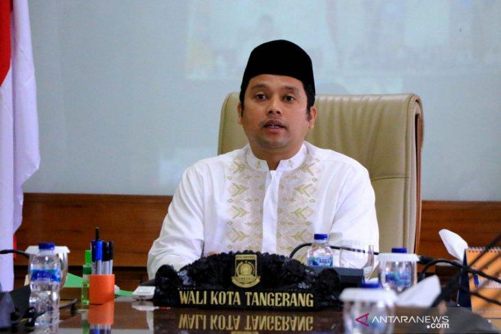 Pemkot Tangerang kaji  shalat idul fitri di masjid al azhom