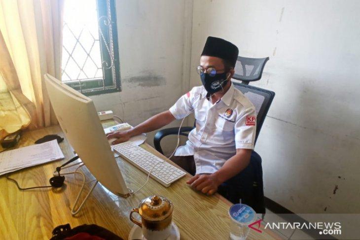 KPU Kota Singkawang rekapitulasi 254 data pemilih