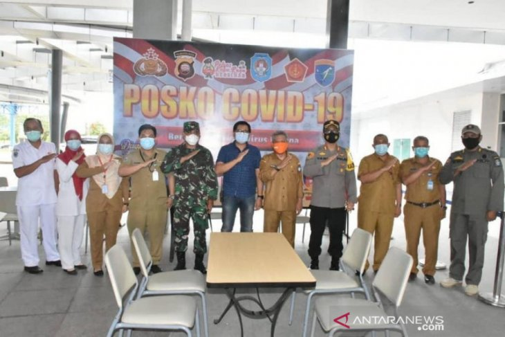 Pemkab dan Polres Kubu Raya dirikan Posko COVID-19 di Mal GAIA Bumi Raya City