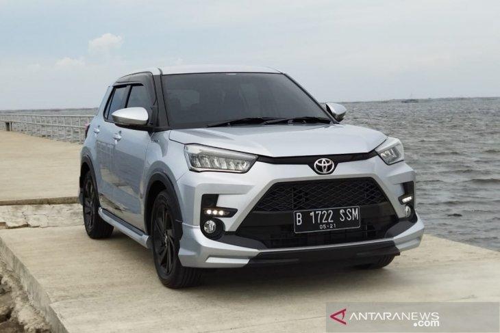 Toyota Raize 1.200cc hadir semester II 2021