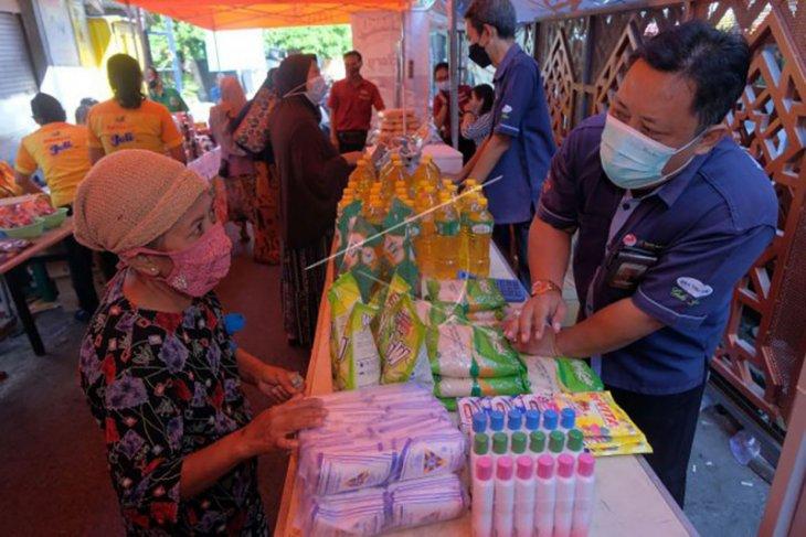 Pasar murah jelang Lebaran di Bali