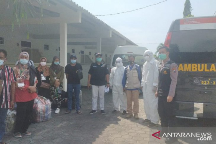 Sebanyak 20 pekerja migran asal Probolinggo jalani karantina