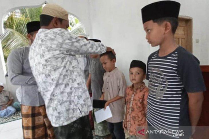 HUDA santuni belasan anak yatim di Aceh Timur