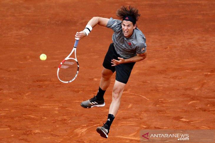 Thiem menuju perempat final Madrid Open