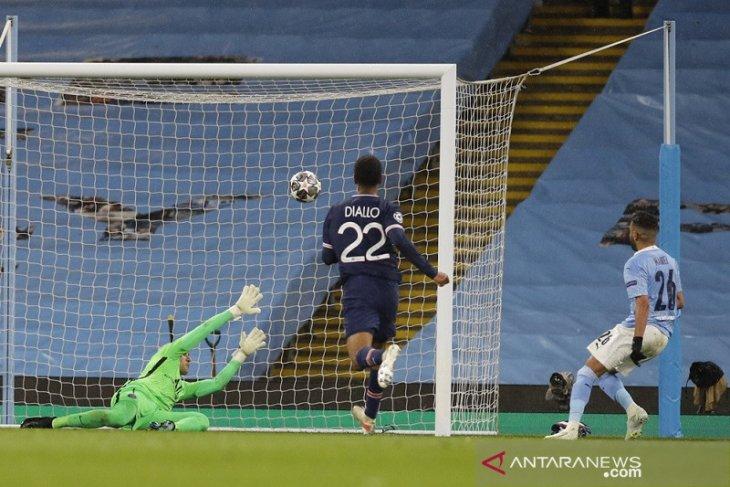 Liga Champions, City ke final perdana usai kalahkan 10 pemain PSG