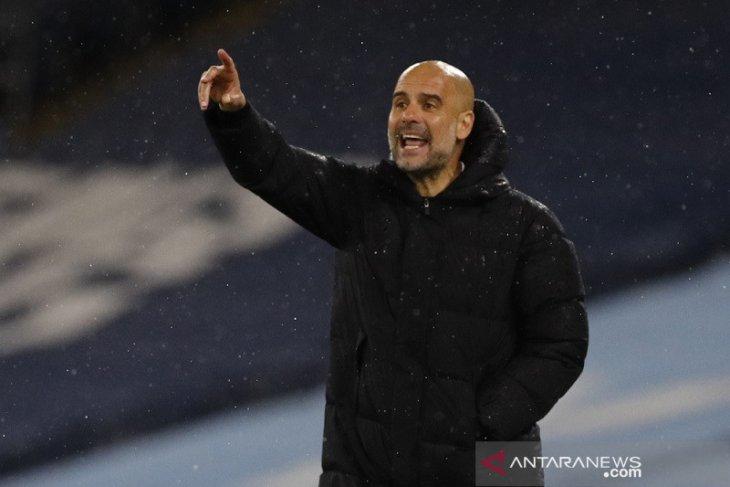 Bagi Guardiola final Liga Champions  buah kerja 4-5 tahun Man City