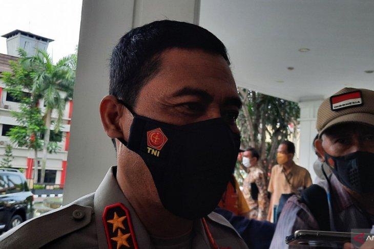Densus 88: Dugaan keterkaitan Munarman dengan JAD Makassar didalami