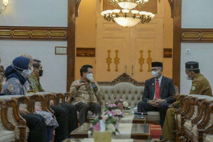 Ini harapan Gubernur Aceh untuk BSI