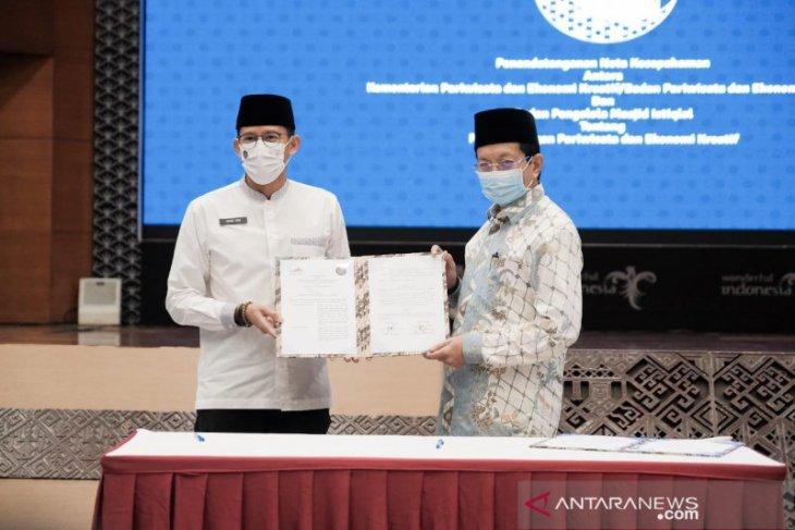 Kemenparekraf gandeng Masjid Istiqlal untuk kembangkan wisata halal