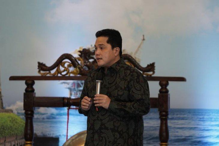 Menteri BUMN: Ketahanan energi bagi Indonesia adalah sebuah keharusan