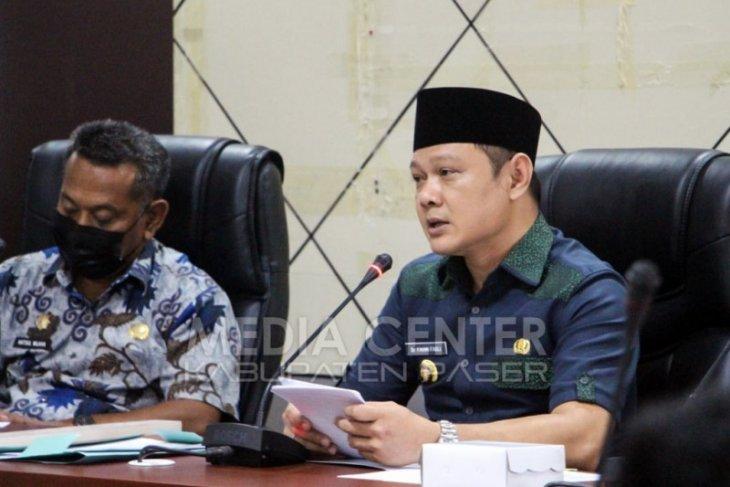 Bupati Paser minta kegiatan halal bi halal dilakukan terbatas