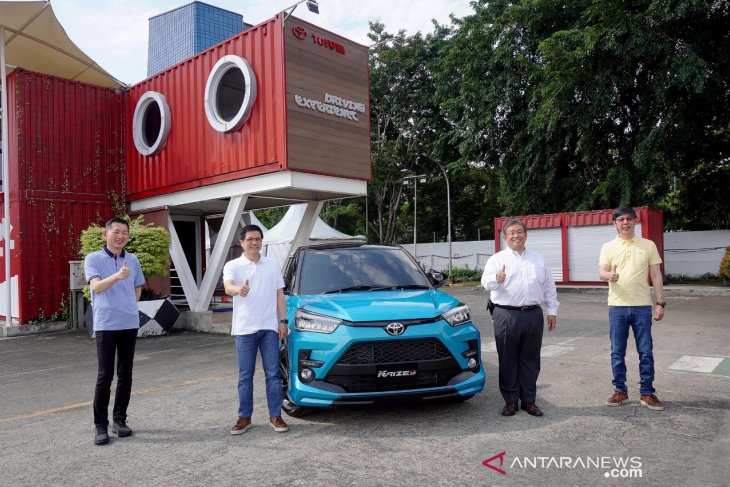 Toyota hadirkan produk baru melengkapi pilihan pelanggan