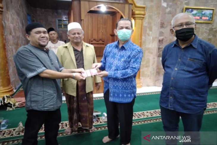 Catatan silaturrahmi tanpa batas ala Syahrul M. Pasaribu, sang mantan Bupati Tapsel dua periode