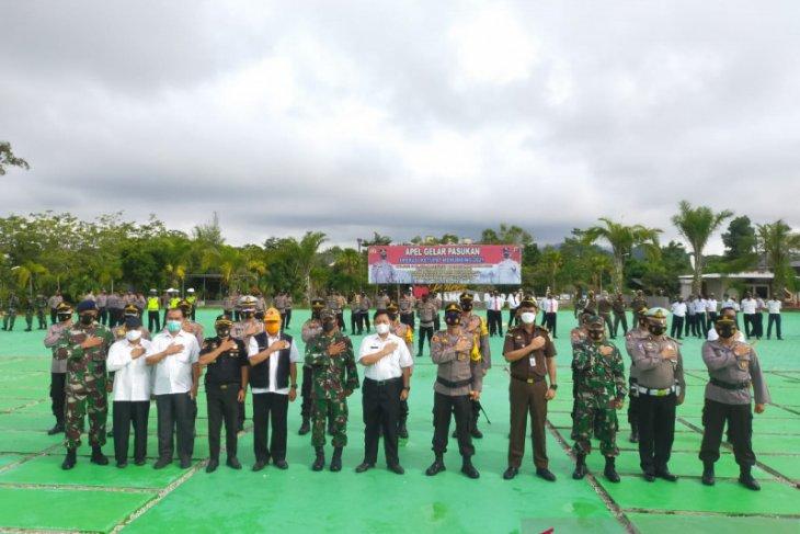 Polres Bangka Barat siapkan lima pos untuk kegiatan Operasi Ketupat