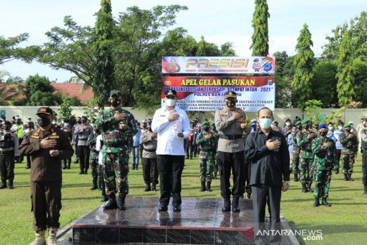 Wali Kota pimpin apel gelar pasukan Operasi Ketupat Intan