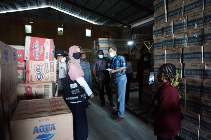 Pemkot Sorong jamin stok dan harga barang stabil jelang Lebaran
