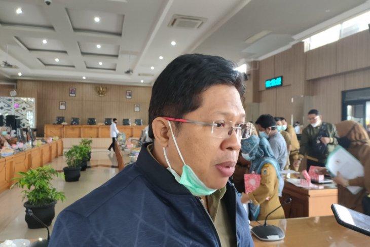 Wakil rakyat HSS dan Tanbu konsultasikan sosper dengan DPRD Kalsel
