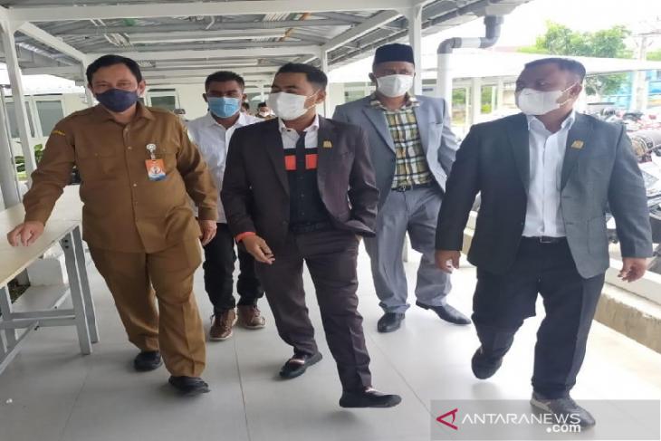 Legislatif minta Pemerintah Aceh perhatikan insentif untuk tenaga medis