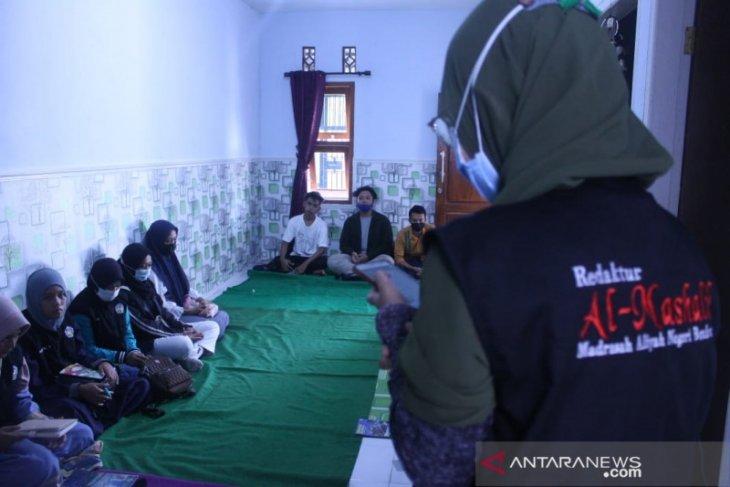 Aktivis pers sekolah di Bondowoso dalami ilmu jurnalistik
