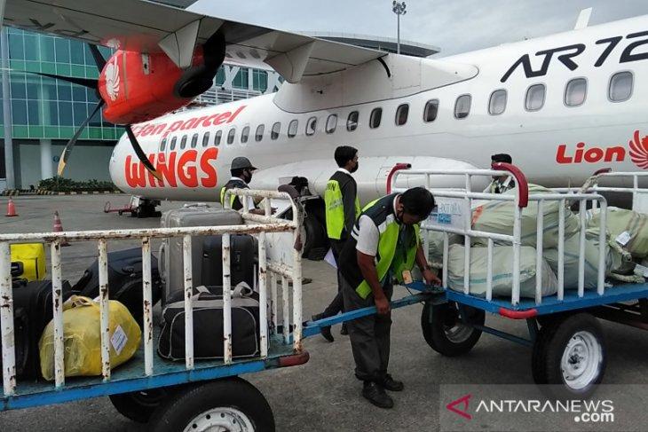 Bandara Sepinggan Balikpapan tetap buka untuk penerbangan logistik