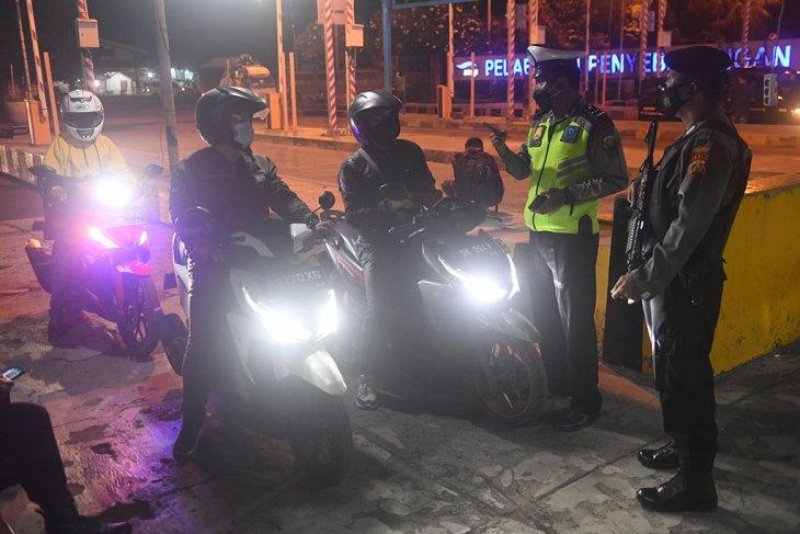 Pemeriksaan di Gilimanuk diperketat jelang larangan mudik