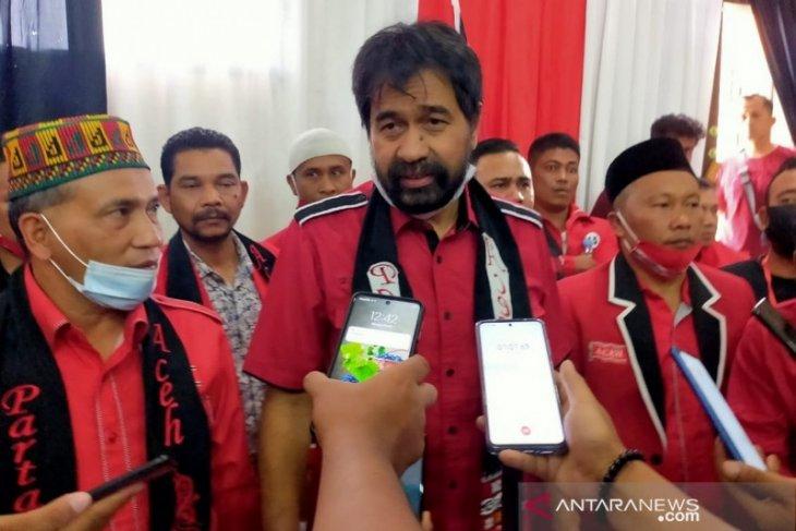 Partai Aceh masih tunggu keputusan pemerintah terkait Pilkada di Aceh