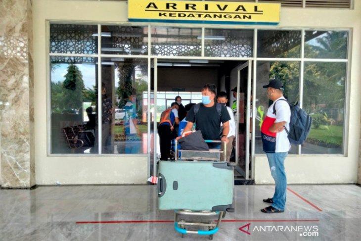 Jelang Lebaran, arus mudik di Bandara Nagan Raya mengalami peningkatan