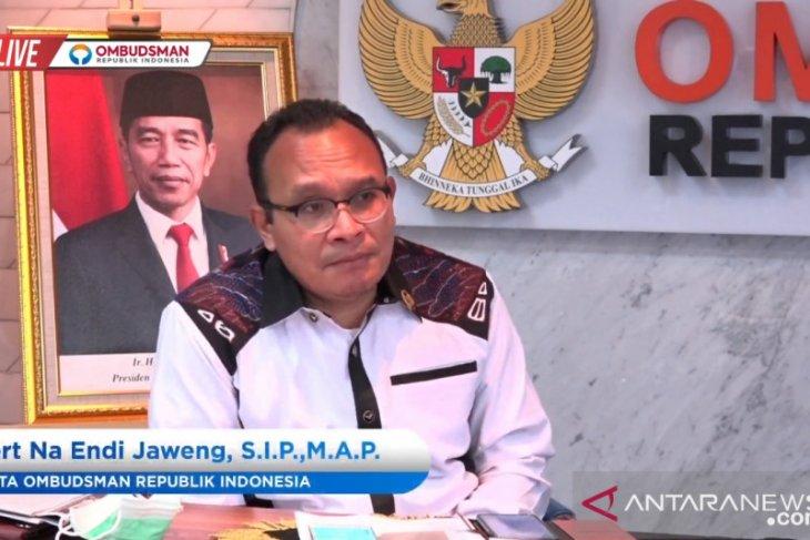 Ombudsman usul Presiden ambil alih peralihan status 75 pegawai KPK