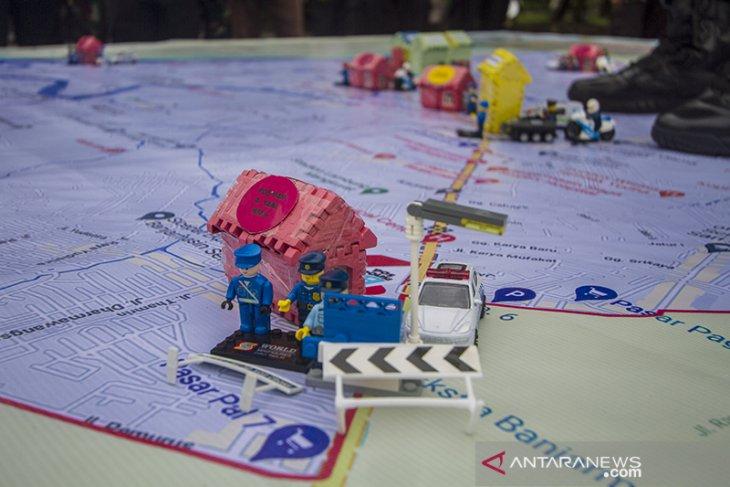 Tactical Floor Game SIPAMKOTA Di Banjarmasin