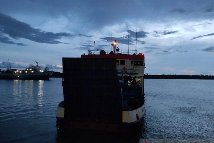 ASDP pelabuhan Tanjung RU berangkatkan 60 penumpang