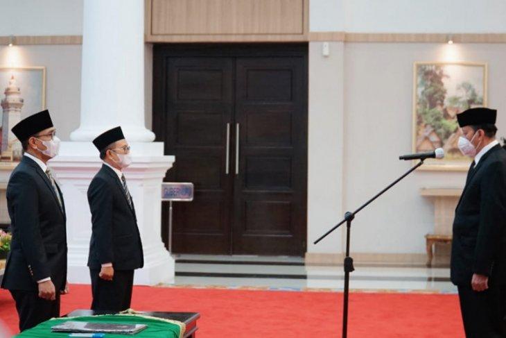Gubernur dukung penuh manajemen baru Bank Banten lakukan transformasi dan pencapaian kinerja terbaik