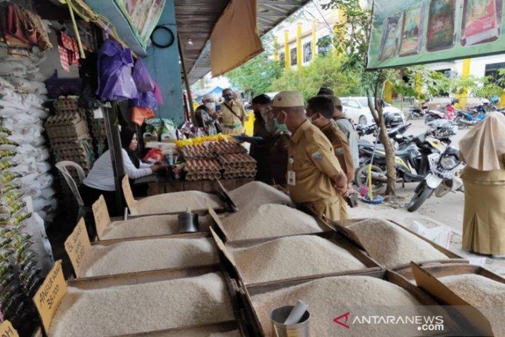 Kotabaru inflasi 0,22 persen