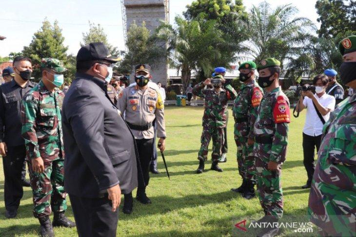 Bupati Buleleng pimpin apel gelar pasukan Operasi Ketupat Agung