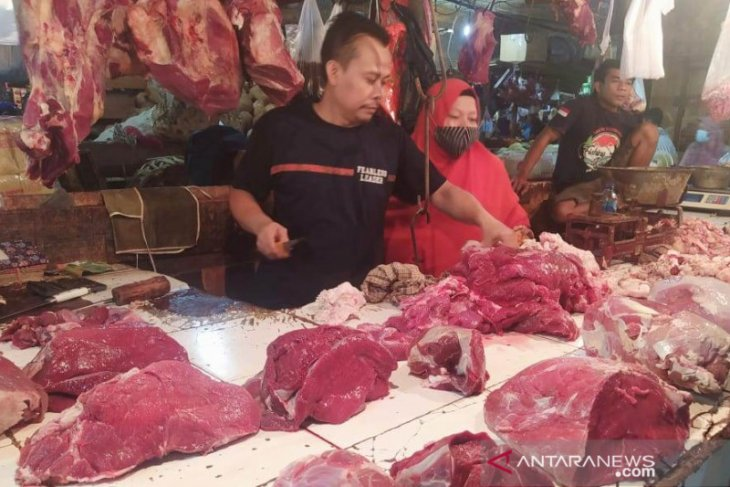 Kementan pastikan stok daging sapi untuk lebaran aman