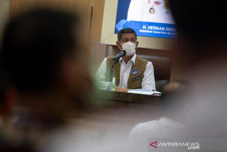 Kunker penanganan COVID-19 di Jambi, Ketua Satgas tempuh jalur darat dari Palembang