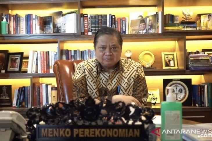 Indonesia's economic growth indicates positive trend: Hartarto