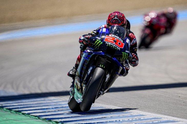 Usai operasi arm pump, Quartararo berharap fit untuk GP Prancis