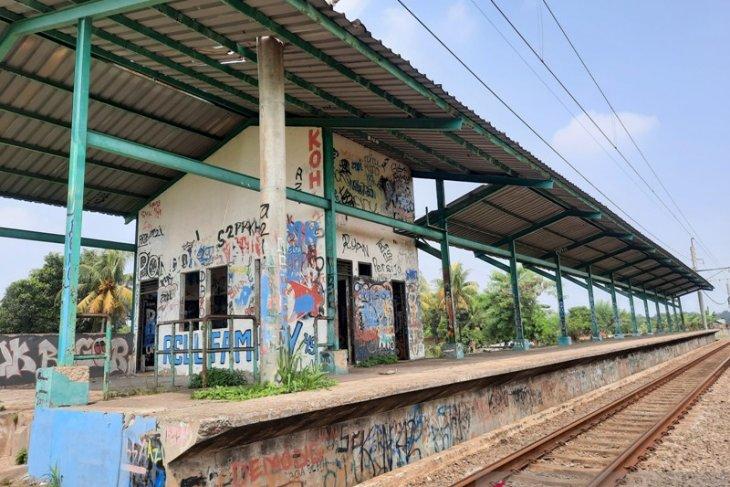Stasiun Kereta Api Pondok Rajeg akan diaktifkan kembali